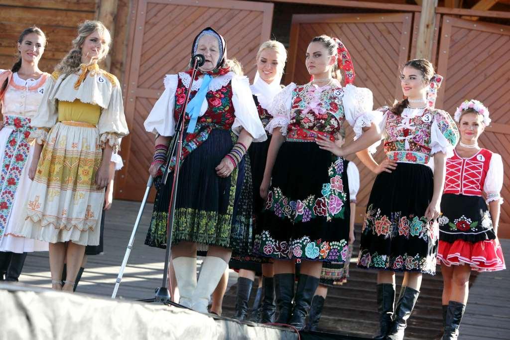 Miss Folklór - O súťaži