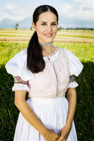 Veronika Vargová Missfolklór