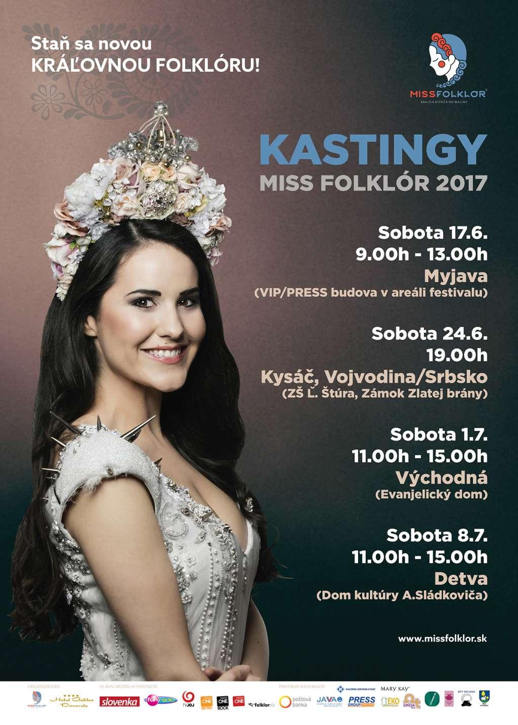 miss folklór 2017