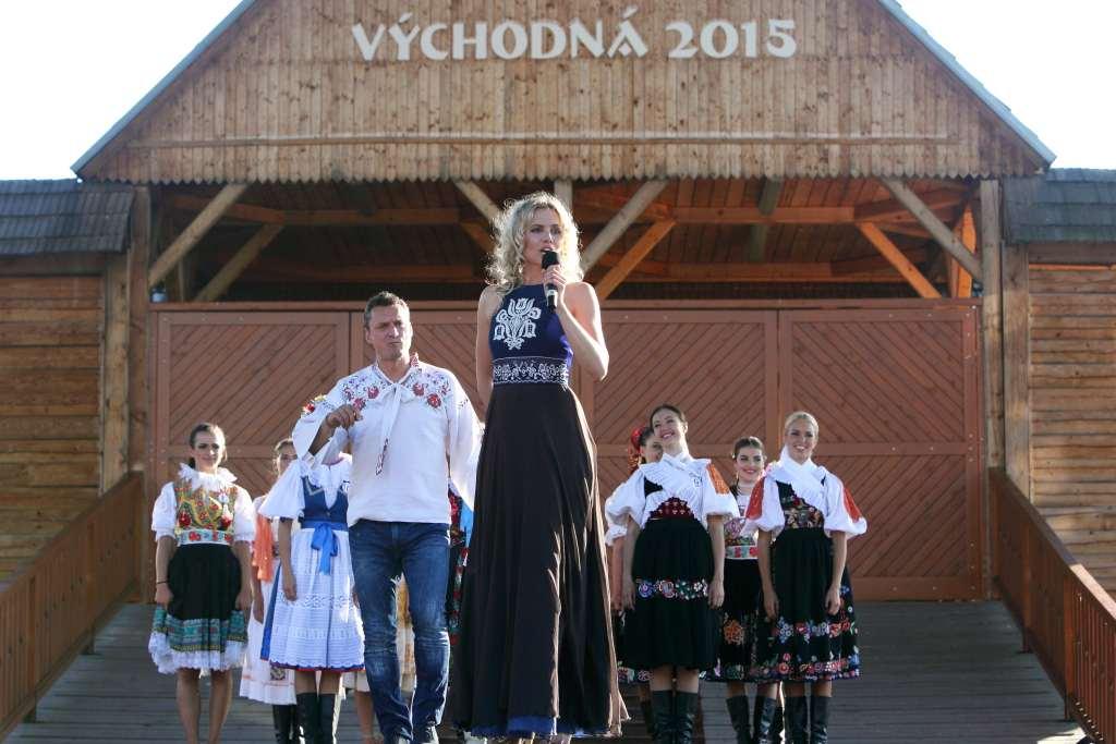 Riaditeľka súťaže Miss Folklór