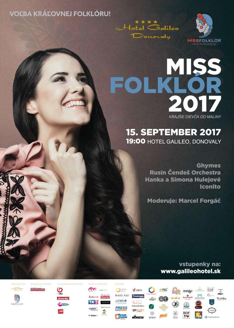 Miss folklór 2017 finále